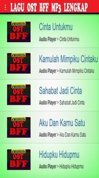 Lagu OST BFF Lengkap poster