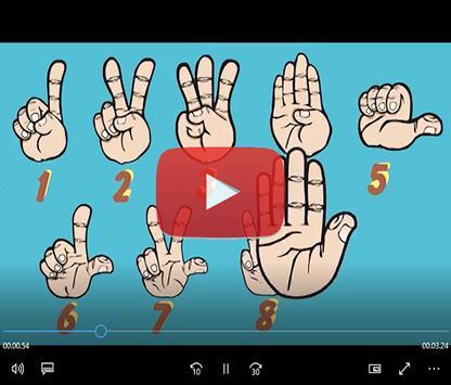 Belajar Berhitung & Mengenal Warna poster