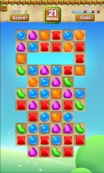 Jelly Blast Free apk screenshot