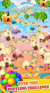 Jelly Blast New : Sweet Candy saga poster