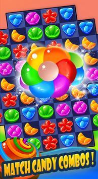 Jelly Blast New : Sweet Candy saga apk screenshot