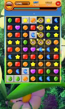 Jelly Candy Cookie Star apk screenshot