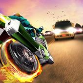 Crazy Traffic Bike Racer icon