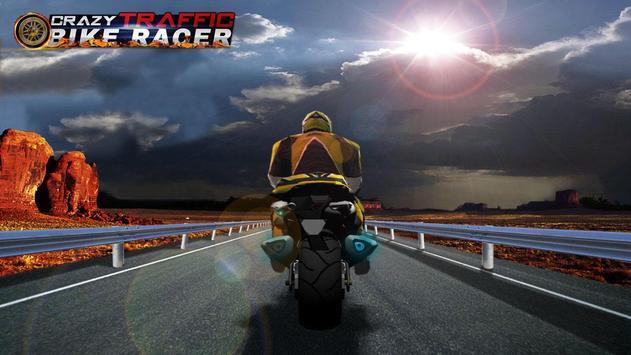 Crazy Traffic Bike Racer apk screenshot