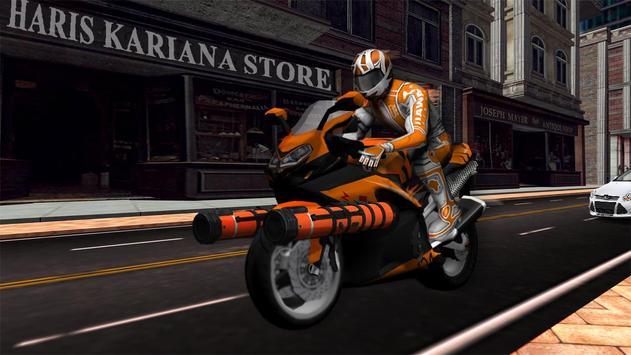 Traffic Bike Death Racer screenshot 13