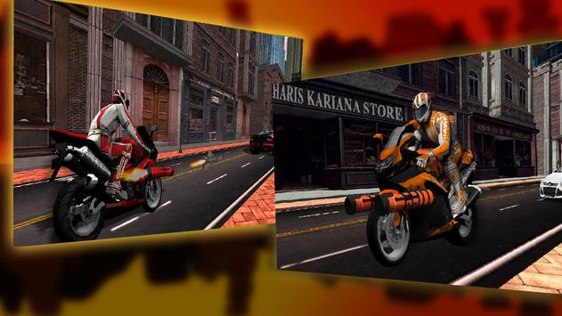 Traffic Bike Death Racer screenshot 17