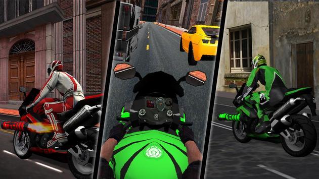 Traffic Bike Death Racer screenshot 5