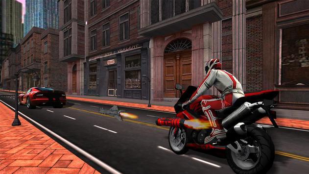 Traffic Bike Death Racer screenshot 8