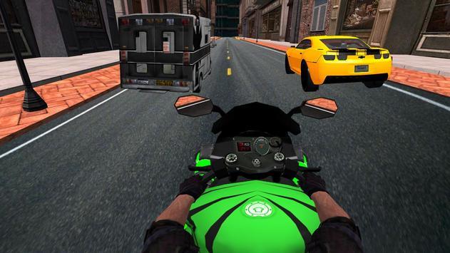 Traffic Bike Death Racer screenshot 9