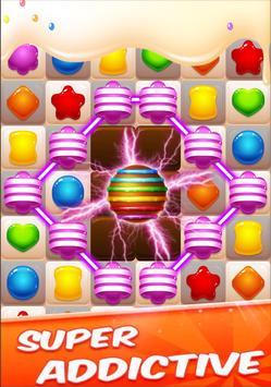 Jelly Crush Match 3 Pop apk screenshot