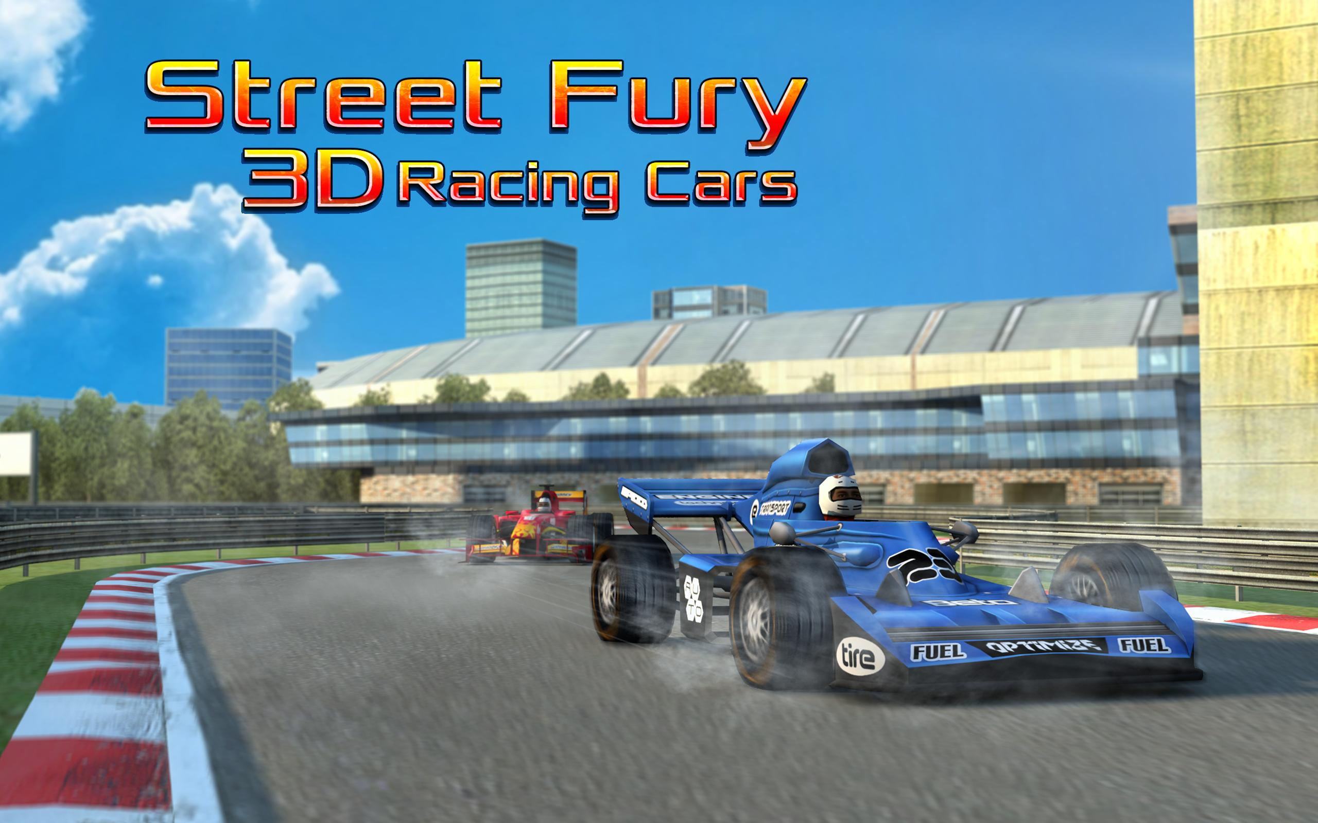 Street Fury: 3D Racing Cars for Android - APK Download