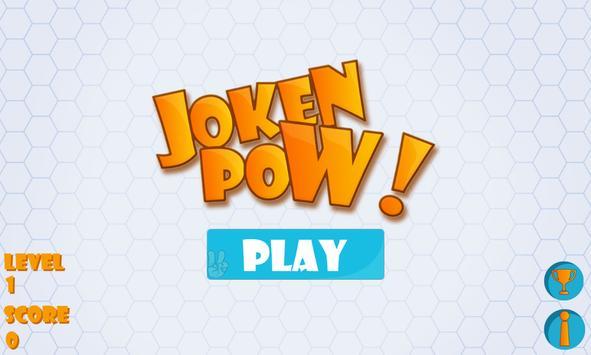 JoKenPow - Rock Paper Scissors apk screenshot