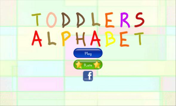 ABC for Toddlers Free Alphabet poster