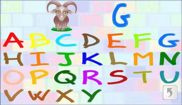 ABC for Toddlers Free Alphabet apk screenshot