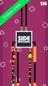Side Switching poster