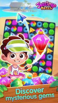 Jellipop Match: Formerly Jelly Blast Match 3 Game poster