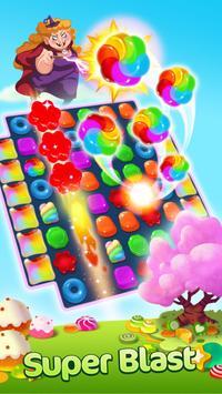 Jellipop Match: Formerly Jelly Blast Match 3 Game apk screenshot