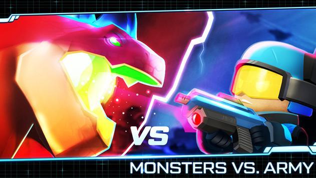 Monster Blasters Cartaz