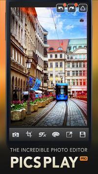 PicsPlay - Photo Editor poster