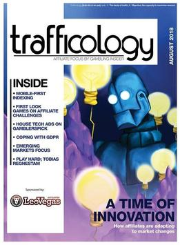 Trafficology poster