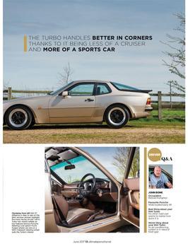 Ultimate Porsche Magazine apk screenshot