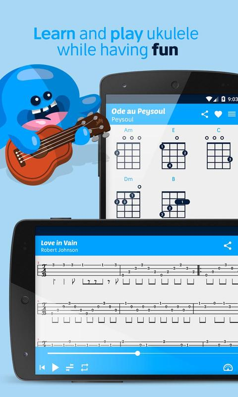 Ukulele Tabs Chords Apk Download Free Music Audio App For