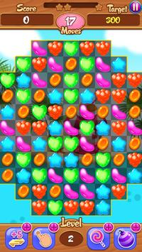 Jelly Sweet Blast 2018 apk screenshot