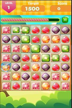 Fruit Jelly Paradise screenshot 2