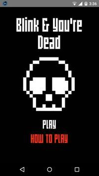 Blink & You're Dead poster