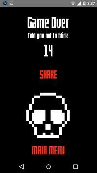 Blink & You're Dead apk screenshot