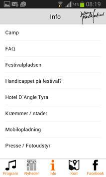 Jelling Musikfestival screenshot 3