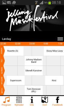 Jelling Musikfestival poster