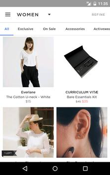 Spring - Shop 1,000+ brands. apk screenshot