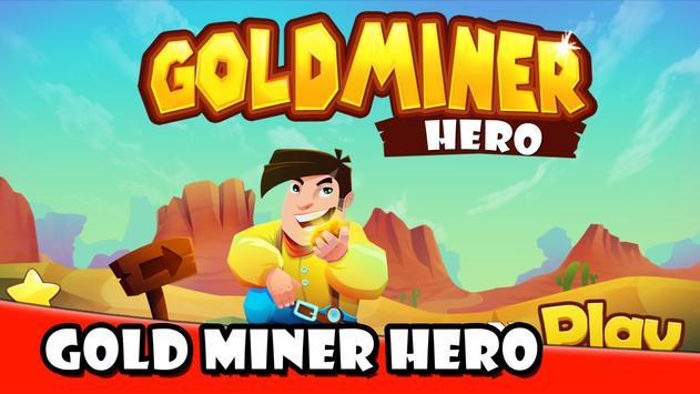 Gold Miner Hero poster