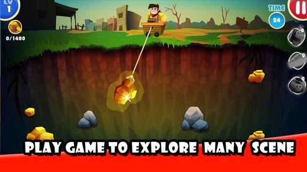 Gold Miner Hero screenshot 3
