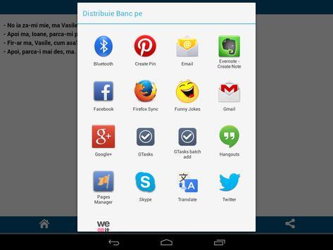 Bancuri Noi apk screenshot