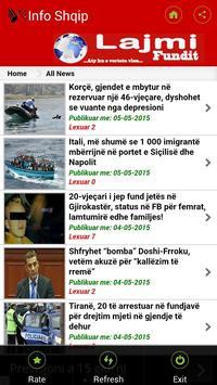 Info Shqip apk screenshot