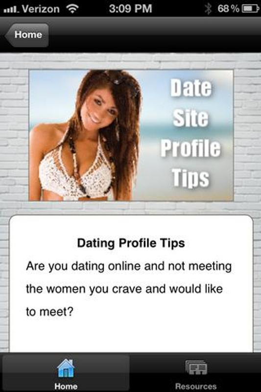 dating site profile tips co founder matchmaking