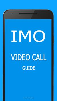 Guide for IMO video calls apk screenshot