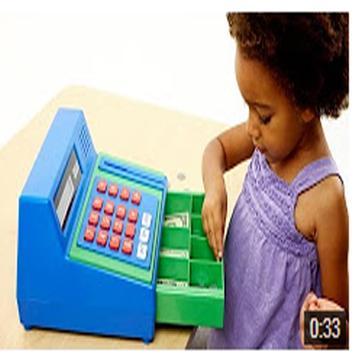 Cashier Machine Toy apk screenshot