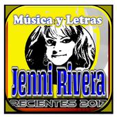 Música y Letra de Jenni Rivera Completa icon