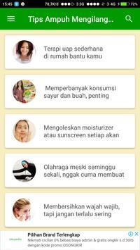 Tips Ampuh Menghilangkan Jerawat Alami screenshot 1