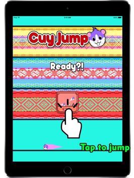 Cuy Jump screenshot 1