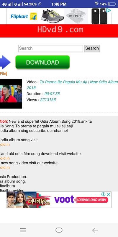 new video song download website