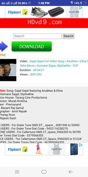video song search and download