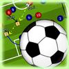 كرة القدم تكتيك مجلس أيقونة