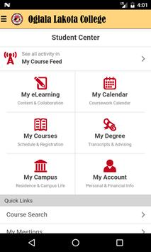 OLC mobile screenshot 1