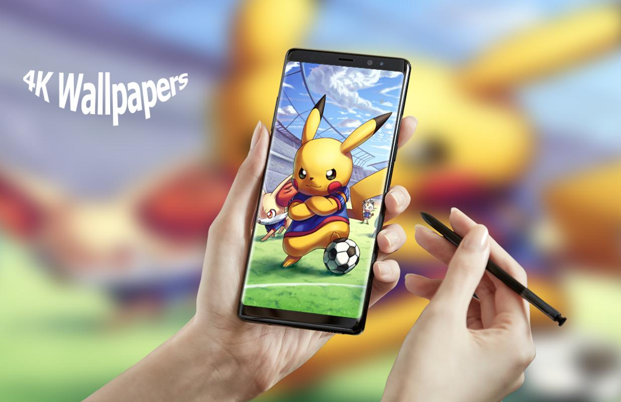 Cute Pikachu Wallpapers Hd 4k For Android Apk Download