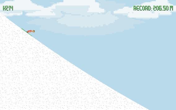 Pixel Ski Jump poster