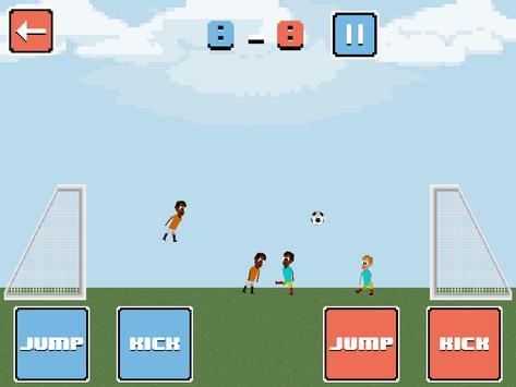 Ragdoll  Soccer poster